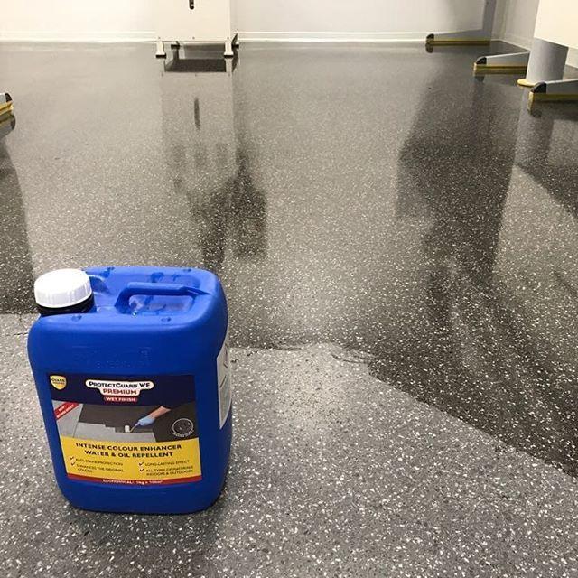 Rejuvenate Your Floor With Protect Guard Wet Finish Premium Intense Colour Enhancer Oil Stain Repellent 10yea Oil Stains Color Enhancement Intense Colors