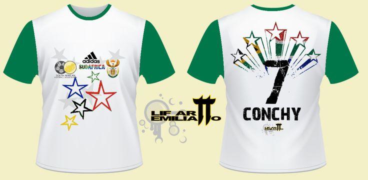 Camiseta áfrica Diseño exclusivo de @LifArtEmilianitto