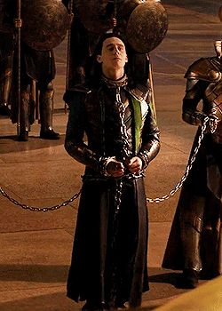 I think that Loki is SO funny and I'm not sorry for it either, lol.......SO MUCH SASS!! My funny sassy Loki =)<3