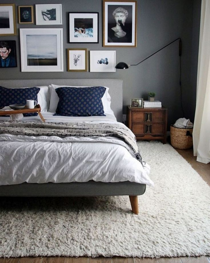 20+ Inspiring Warm Bedroom Design Ideas (With images