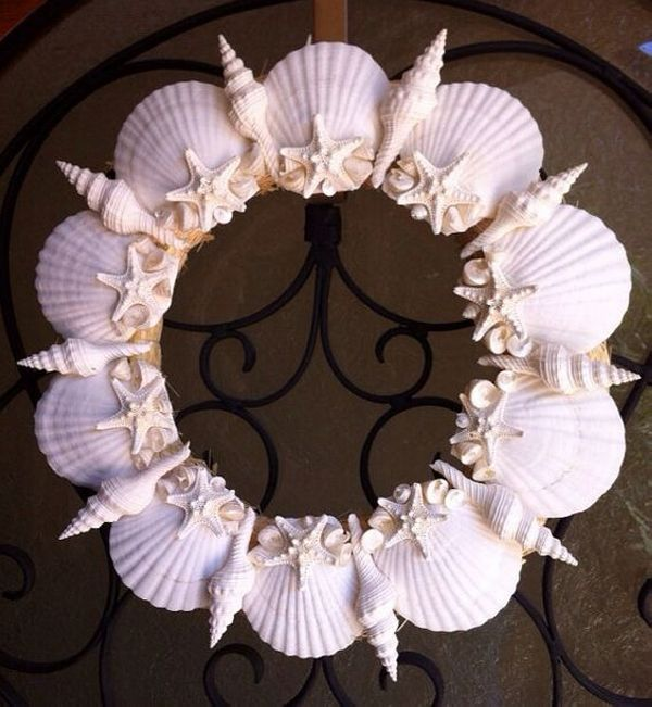 diy shells crafting                                                                                                                                                     More