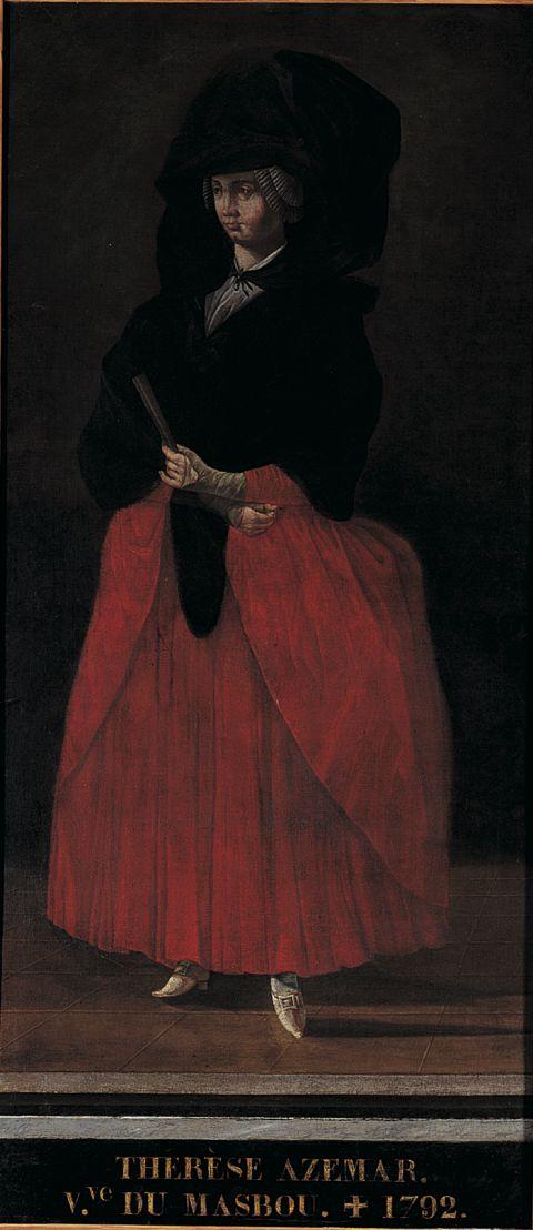 Ill. 1: Anonyme, Portrait de Thérèse Azémar, Toulouse, Hôtel-Dieu Saint-Jacques, CHU de Toulouse. Crédit photo: Photo Hôpitaux de Toulouse.