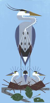 by Charley Harper | Sm. resolution                                                                                                                                                                                 More