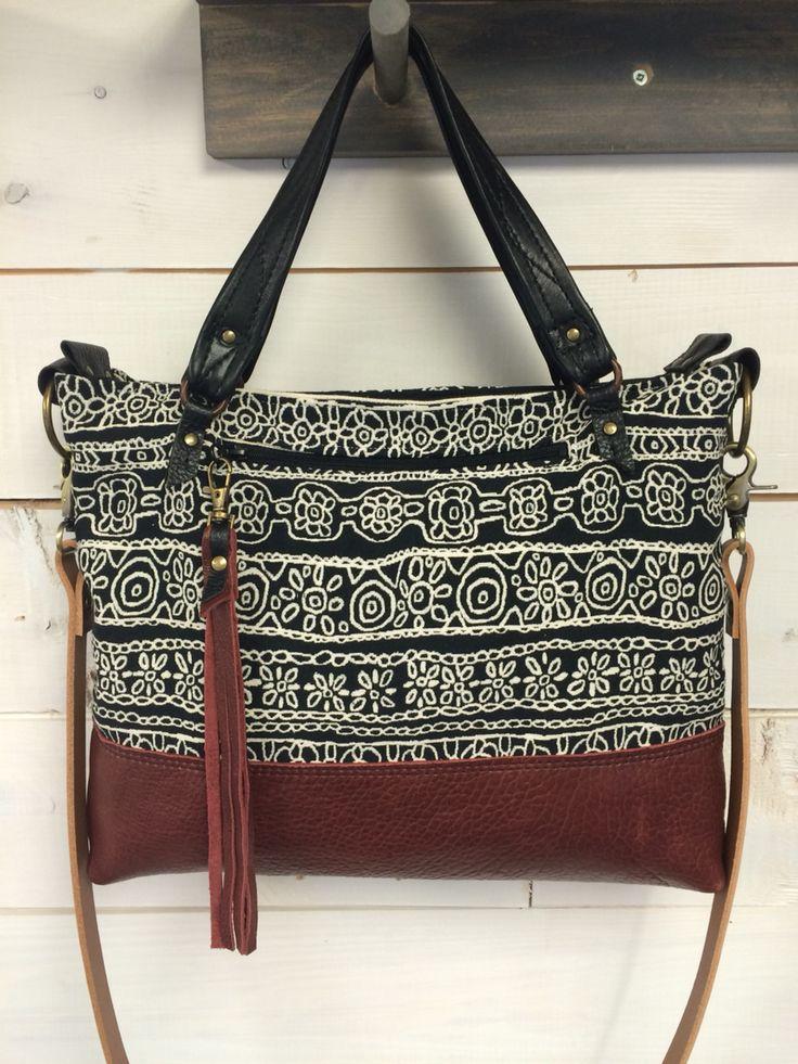 Bohemian bag, one-of-a-kind. handmade! Www.ragmaw.com