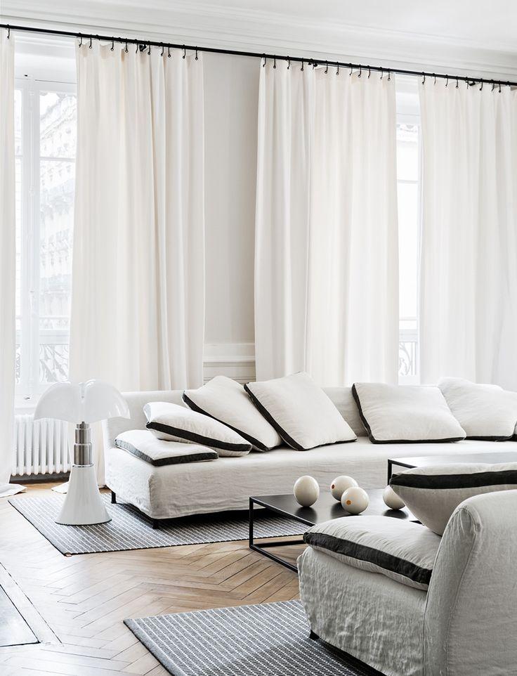 17 meilleures id es propos de rideaux de fen tres courts sur pinterest petites fen tres. Black Bedroom Furniture Sets. Home Design Ideas