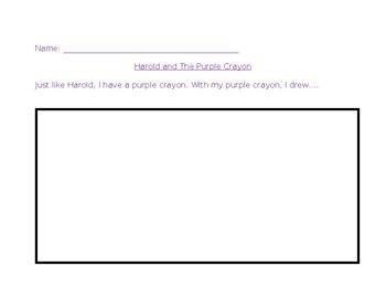 harold and the purple crayon pdf free