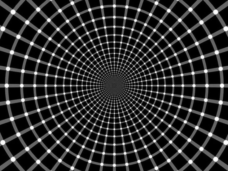 Hypnotic Dots Illusions Hd Wallpapers taken from Optical Illusions ...