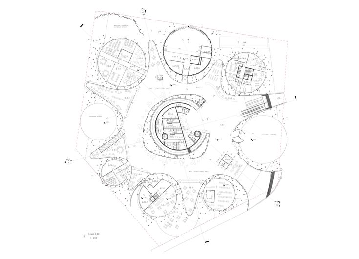 Liget Budapest House of Music Competition / ARCVS