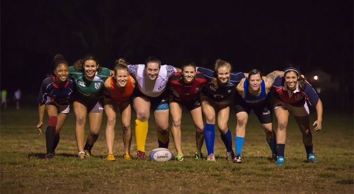 Looking for a workout that will improve agility, balance, coordination, endurance, and strength? Try this rugby inspired workout.