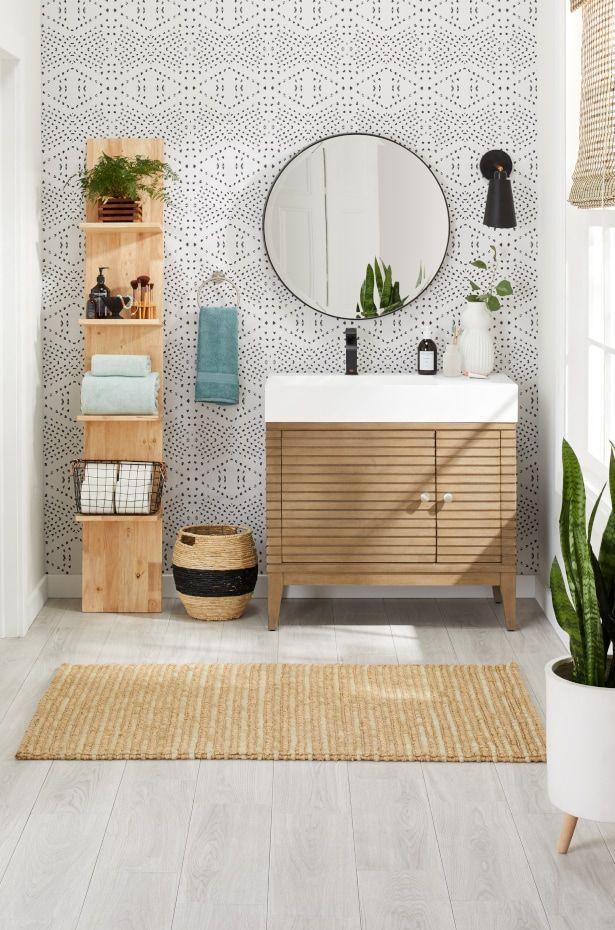 Bath Mat Vs Bath Rug Which Is Better Overstock Com White Bathroom Accessories Bamboo Bath Mats Bath Mat