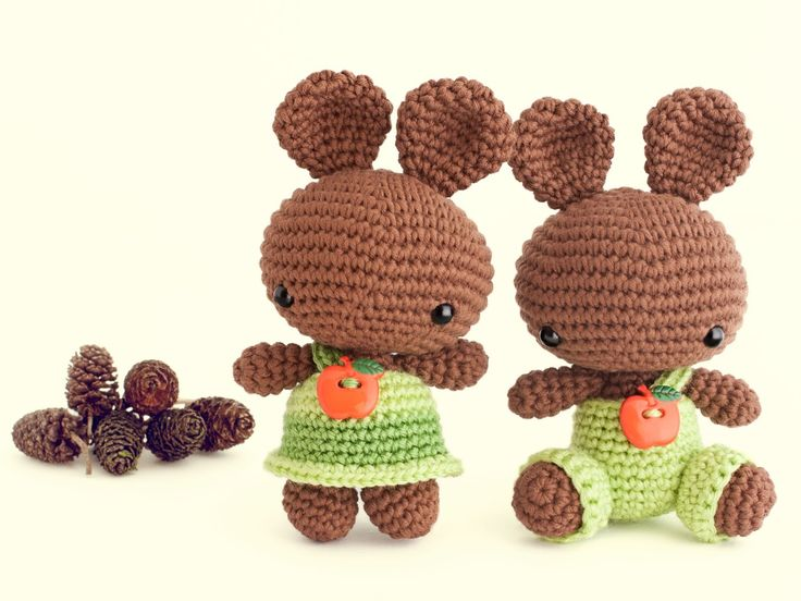 Amigurumi Conejo Paso A Paso : Best muñecos de ganchillo crochet images