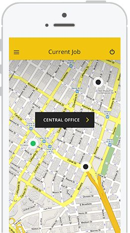 A perfectly customized taxi mobile application to expand, automate and develop your business.
