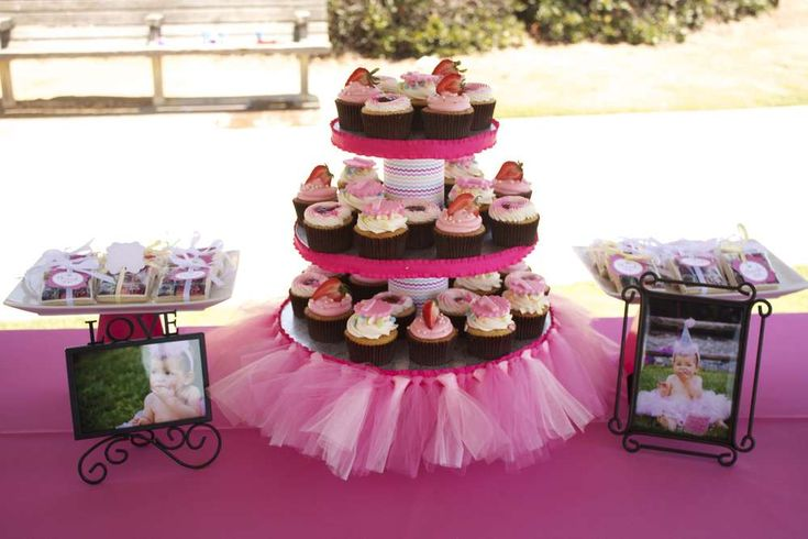 Tutu Birthday Party Ideas | Photo 1 of 23 | Catch My Party