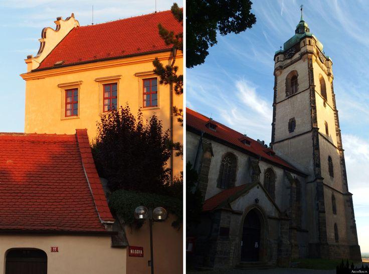 Mielnik, Czechy | Mělník, Česko | ArchiTrav