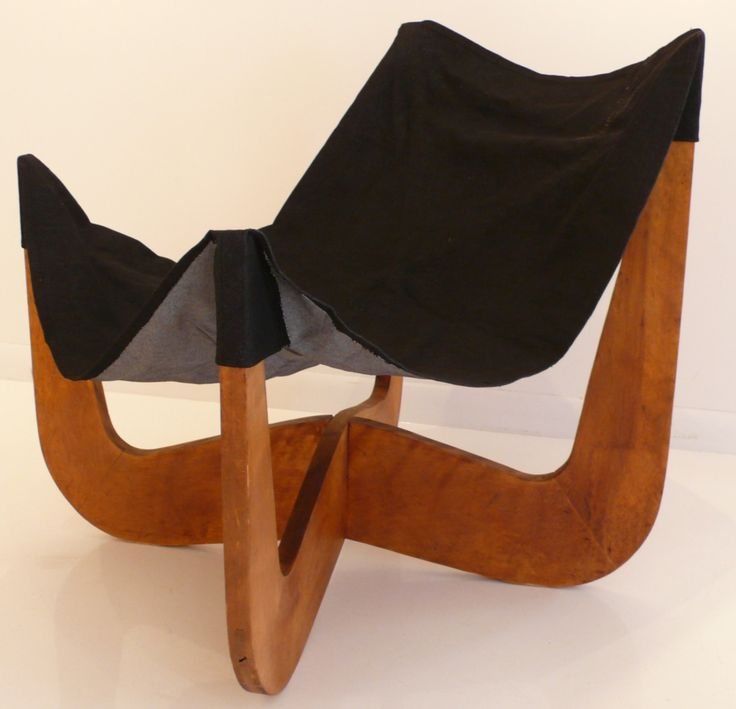 Prototype Sling Chair By Henry Glass