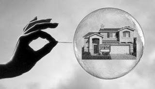 La bolla immobiliare, in Italia, deve ancora scoppiare ?