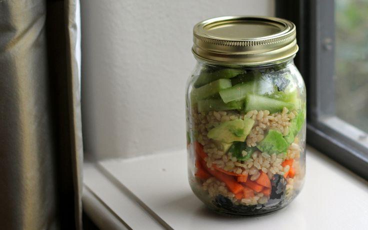 how to make long grain sushi
