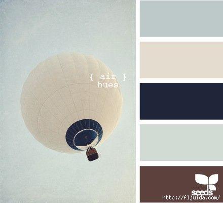 BOŞ VE HOŞ VAKİTLER: Görseller ve renk paletleri 2