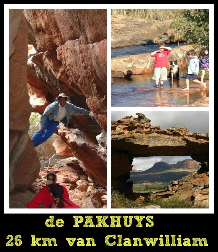 De Pakhuys  Clanwilliam  www.lekkerkampplekke.co.za