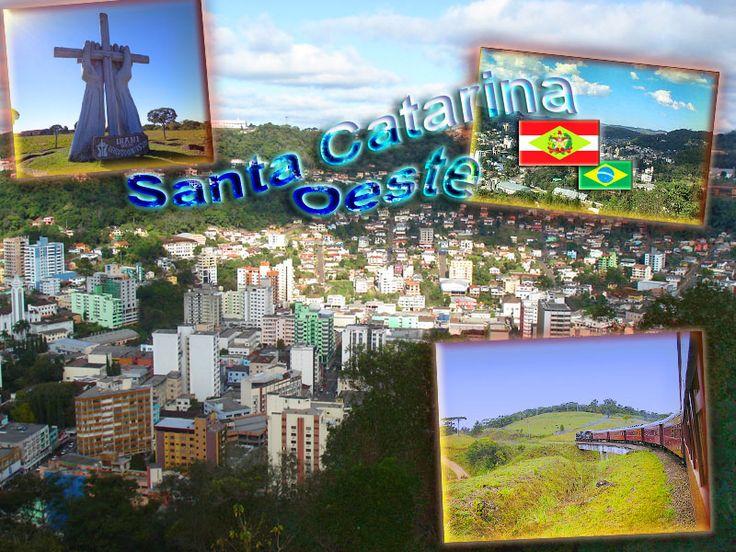 Santa Catarina Oeste Brasil