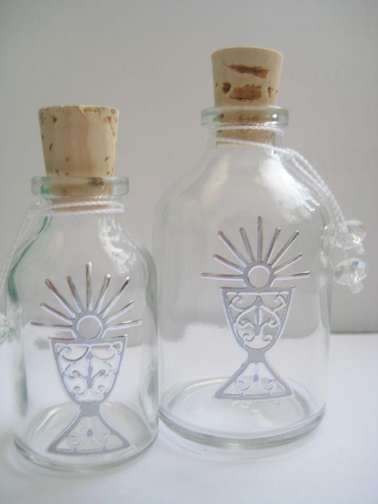 Recuerdos para confirmacion catolica related keywords - Decoracion de botellas ...