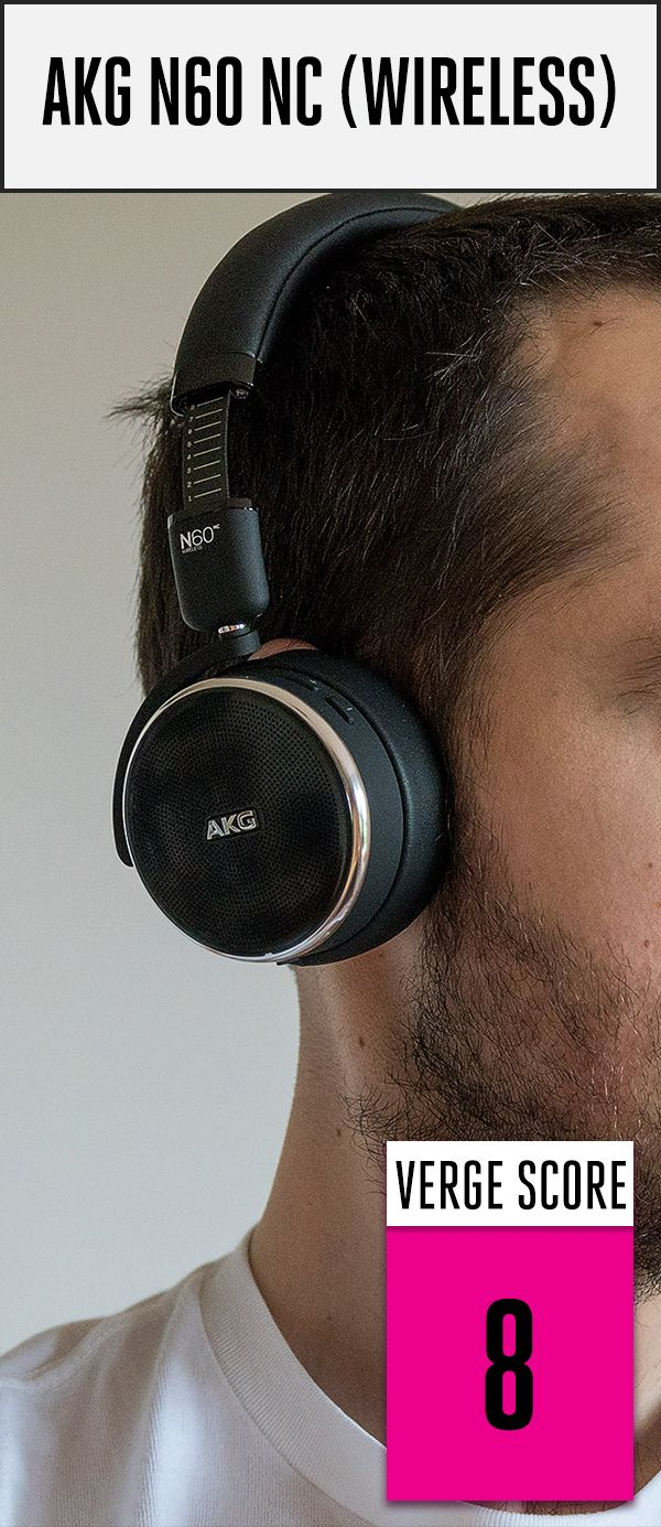 1e3ad79e23b AKG's N60 NC Wireless headphones are featherlight and effortless to wear for  hours. The noise