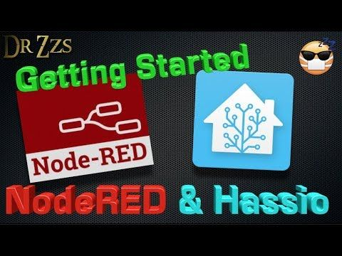 NodeRed Hassio Install | Home Assistant | Home Automation