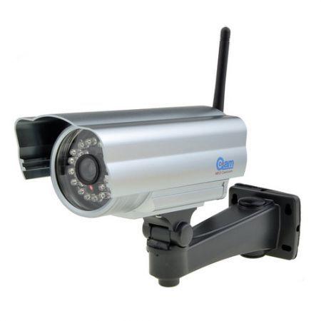 Coolcam NIP-006OAM Waterproof Wireless 1/4 Inch Color CMOS Sensor P2P IP Camera