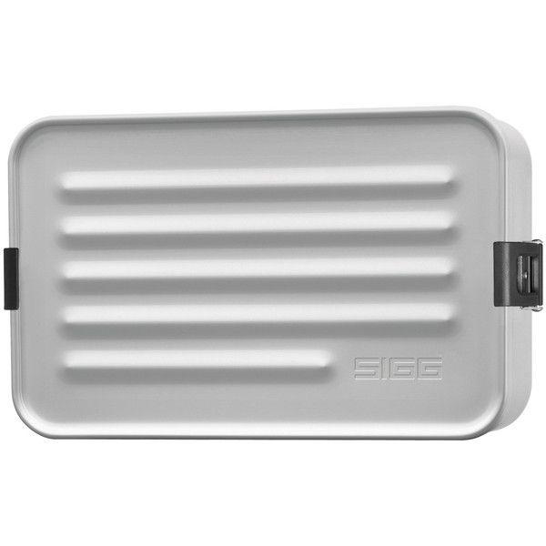 Sigg - Aluminum Lunch Box - Polyvore
