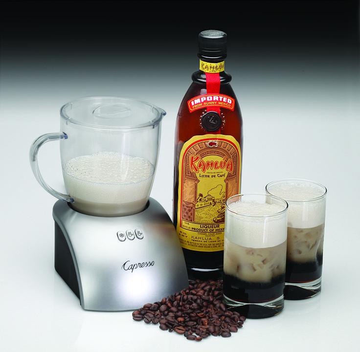 Iced Kahlua Cappuccino