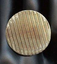 www.gallerysanivia.com Mosiężny pierścień rękodzieło artystyczne
