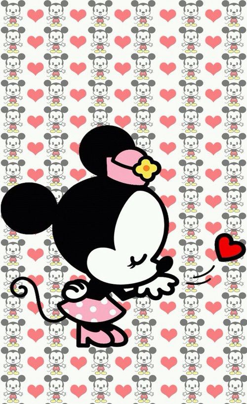 outstanding minnie wallpaper mickey - photo #33