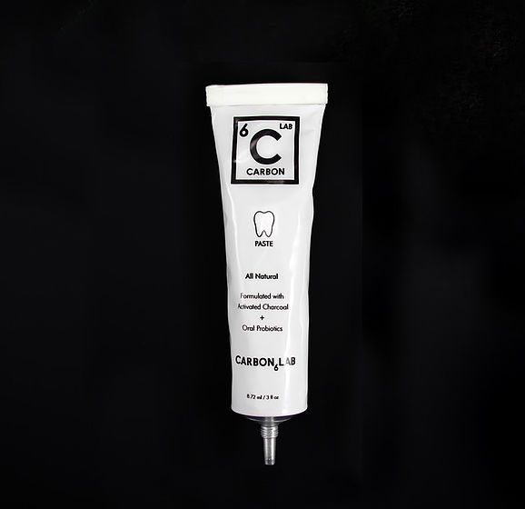 Carbon6Lab Charcoal Toothpaste