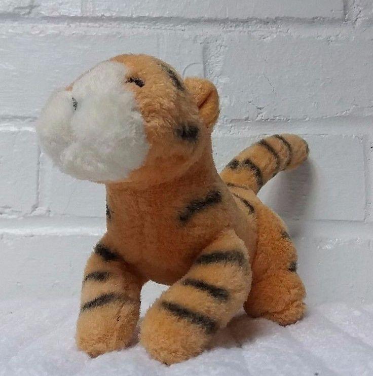 Mini Tigger from Winnie the Pooh Stuffed Animal Plush                      (A26) #Unbranded