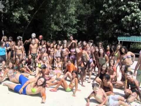 Campamento de GVX - Planolas 2012