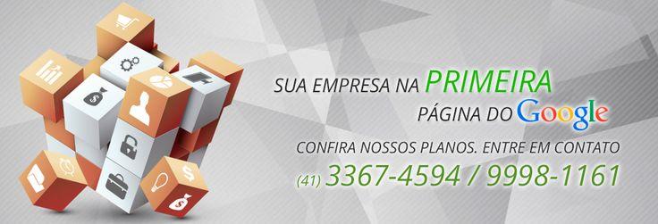 Otimização de Sites, Criação de Sites - Curitiba SEO Marketing Digital