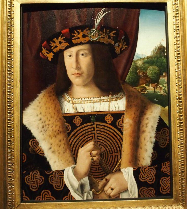 Bartolomeo Veneto, Ritratto gentiluomo