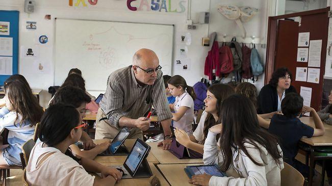 Per una escola digital