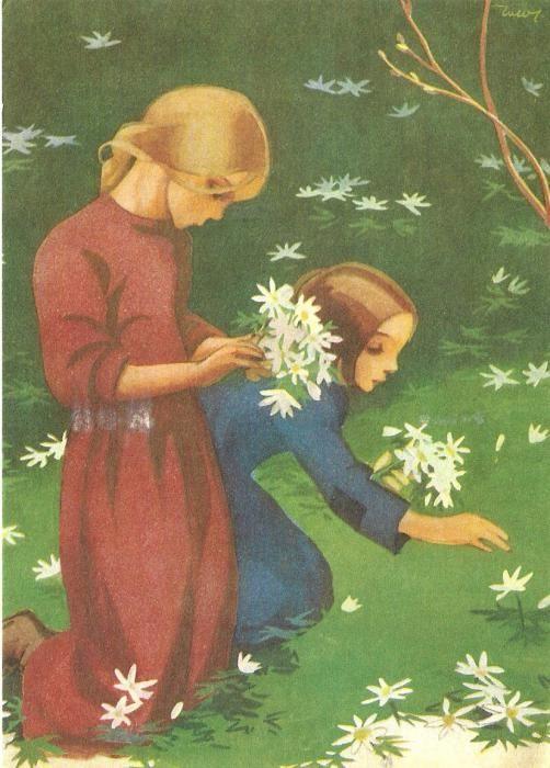 Martta Wendelin (Finnish, 1893-1986)