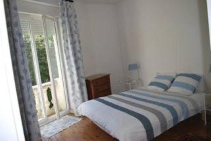 Location vacances maison Royan: Chambre
