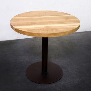 Les 25 meilleures id es de la cat gorie table bistrot - Table ronde bistrot ...