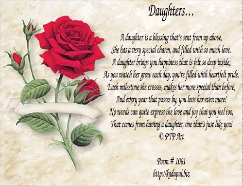 Valentines Day Quotes For Dad From Daughter: LOVE YU MY BEAUTIFUL DAUGHTER SHAQUANA, I WILL ALWAYS HAVE