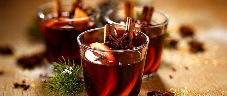 Vin chaud - Mulled wine