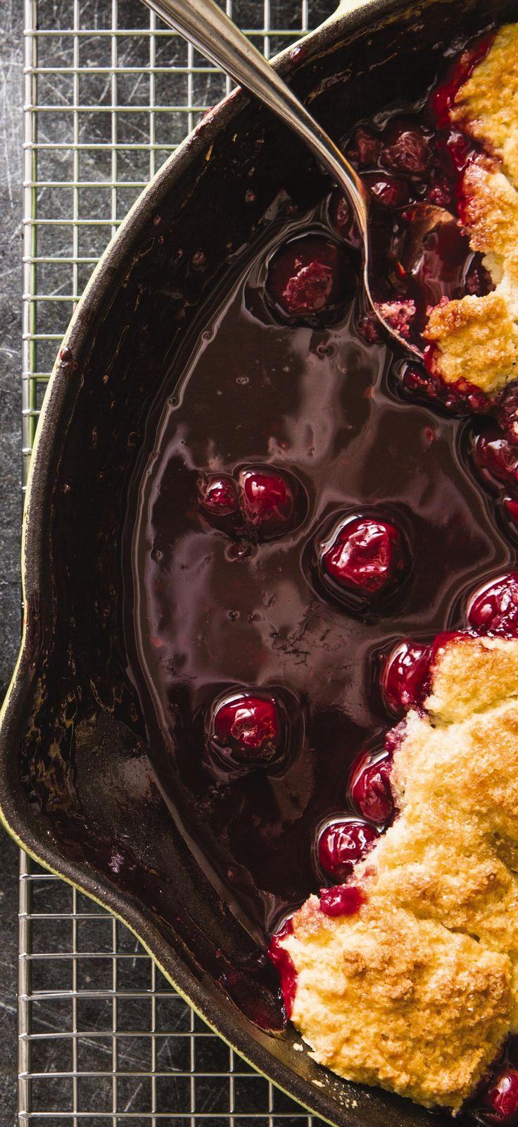 Cherry Cobbler America S Test Kitchen