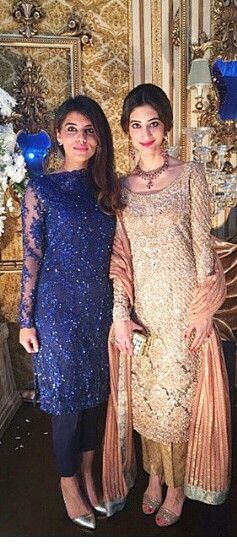 Pakistani Elegant wedding dressing