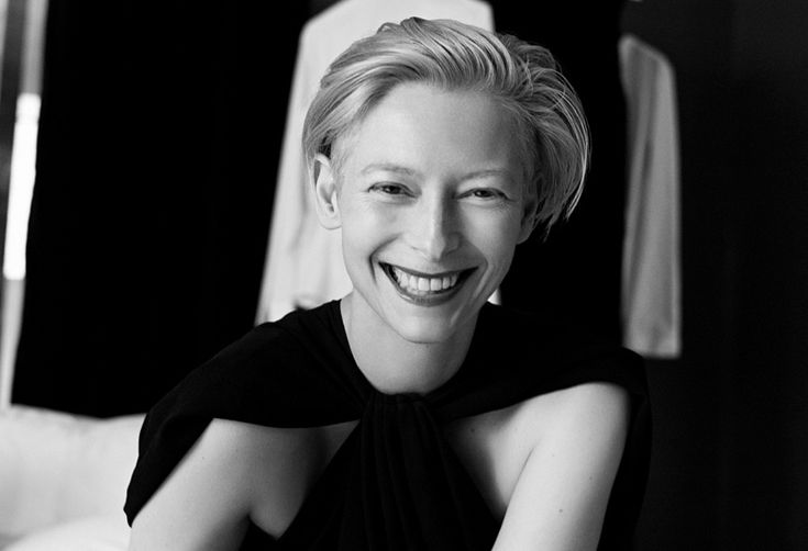 Tilda Swinton, New York, NY, 2009 / photos by Brigitte Lacombe