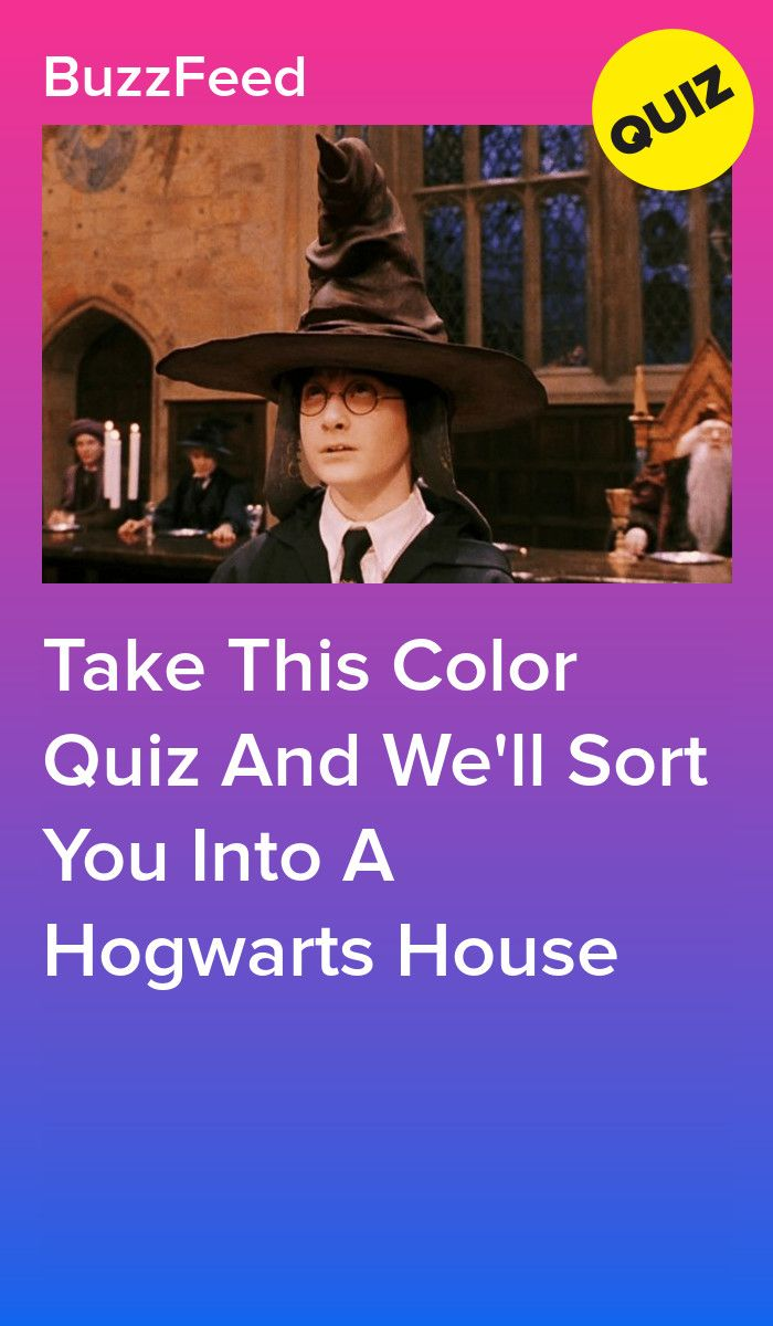 Answer Seven Color Related Questions And We Ll Sort You Into A Hogwarts House Harry Potter Quiz Hogwarts Quiz Harry Potter Sorting Hat Quiz