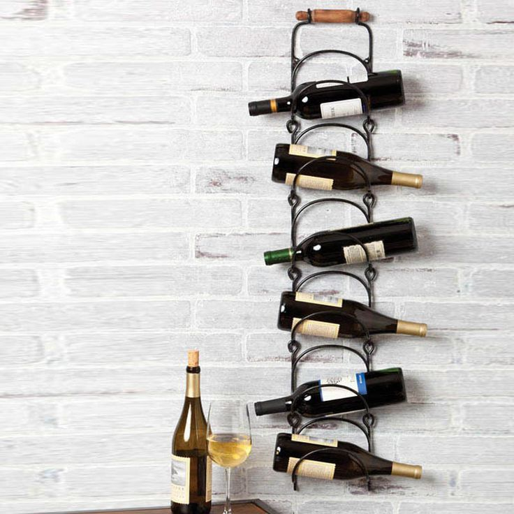 features material metal accessories color black product hanging wine rackwall
