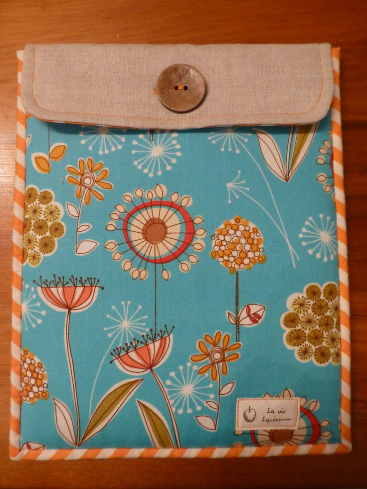 iPad cover made for a custom order