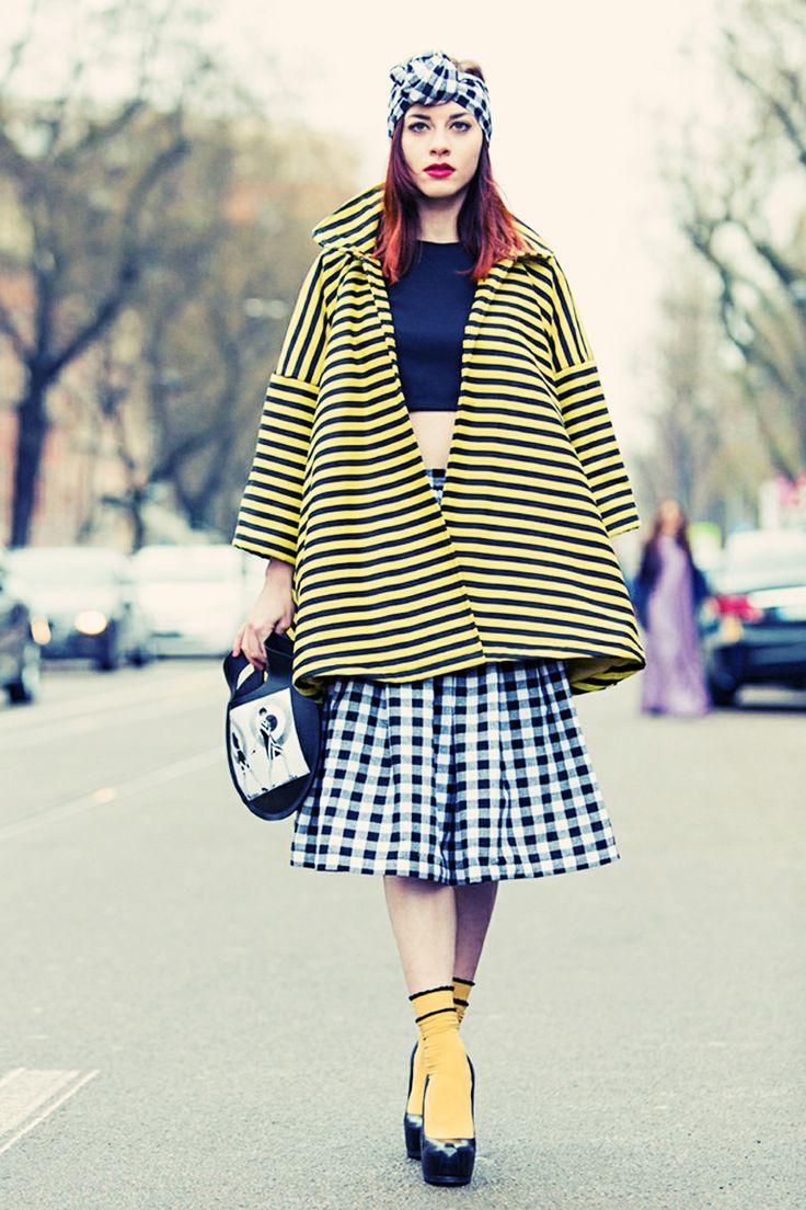 Street style - Marzia Peragine